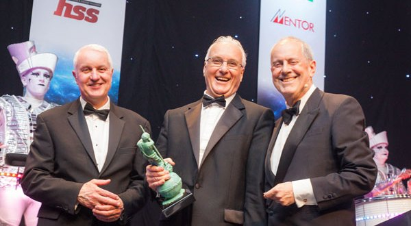 Narrow Aisle MD is Fork Lift Truck Association Lifetime Achievement Award winner