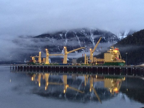 AAL opens-up Northern British Columbia Multipurpose Trade 1