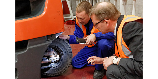 How thorough is your Thorough Examination and inspection?