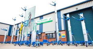 FLG Services invests in High Capacity Material / Glass Lifts