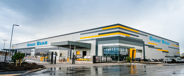 Culina Group anchor occupier at Port Salford National Import Centre