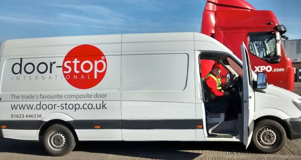 XPO Logistics leverages nationwide network to deliver a time-critical delivery solution for Door-Stop International