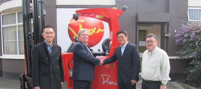 Malaysian cold store operator orders Flexi fleet