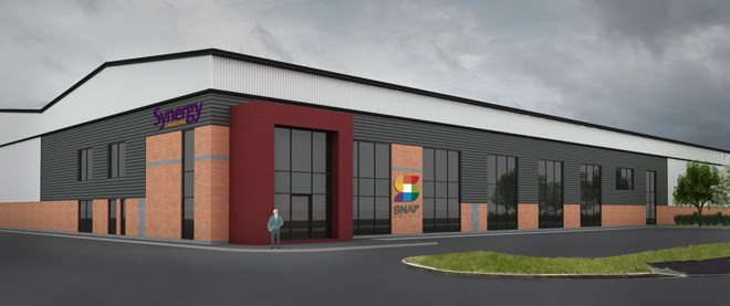 Synergy Logistics invests in new HQ
