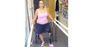 Serious fork lift accident survivor completes unmissable FLTA Safety Conference line-up