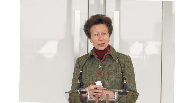 HRH Princess Royal to Address Microlise Transport Conference