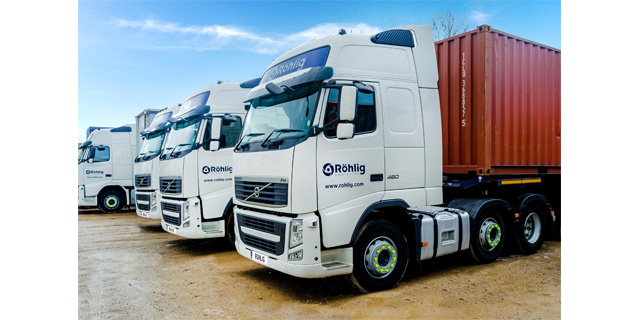New livery celebrates successful partnership for Eclipse and Rohlig