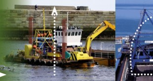 TECDOS Omega Drive for maritime horizontal & vertical drive applications:
