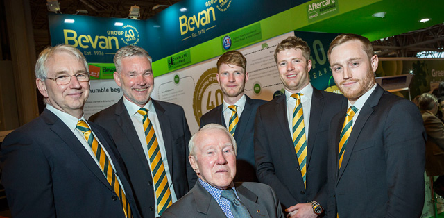 Bevan celebrates with new HQ announcement
