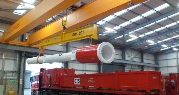 Konecranes helps CIS lift its operational efficiency