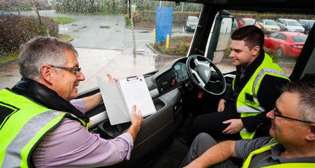 RTITB Survey reveals drivers positive towards Driver CPC