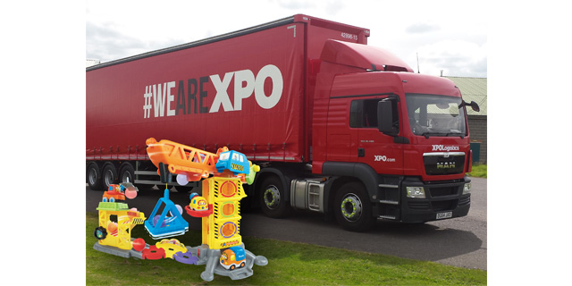 XPO Logistics wins new UK logistics contract from VTech
