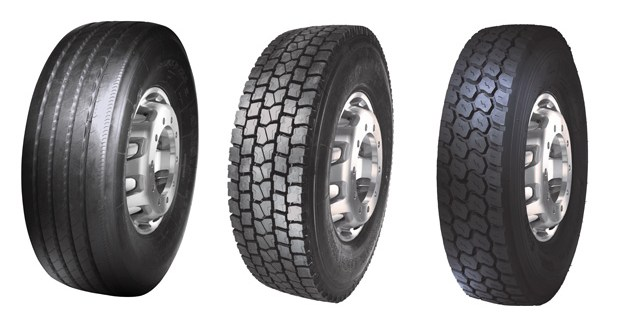 Vacu-Lug introduces three new tyres to its heavy commercial vehicle range