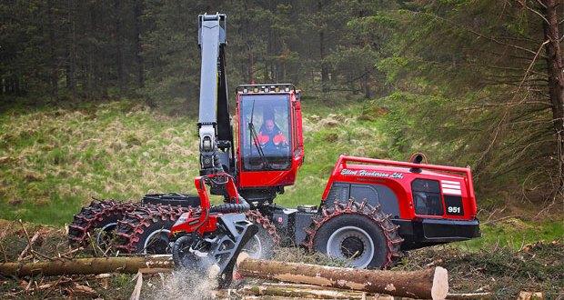 Komatsu Forest harvests savings with BigChange JobWatch