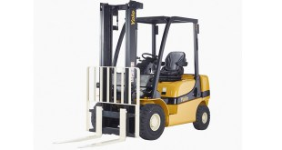 Yale® Europe Materials Handling new mid-range counter-balance forklift truck offers affordable productivity