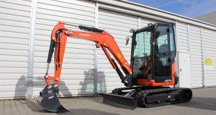 Kubota to celebrate 50,000th excavator sale at Hillhead 2016