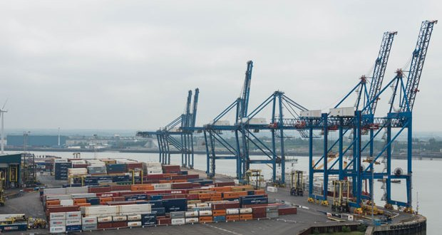 London and Grangemouth Container Terminals weighing solution launched for exporters