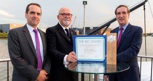 2016 BIC Award for UIC's Loubinoux