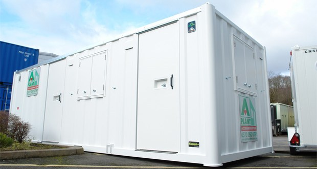 Smart Move by A-Plant to renew accommodation fleet