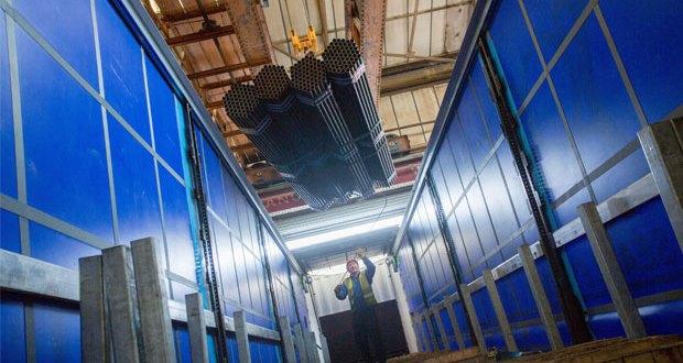 Krone loading versatility handles increased demand for European Tubes