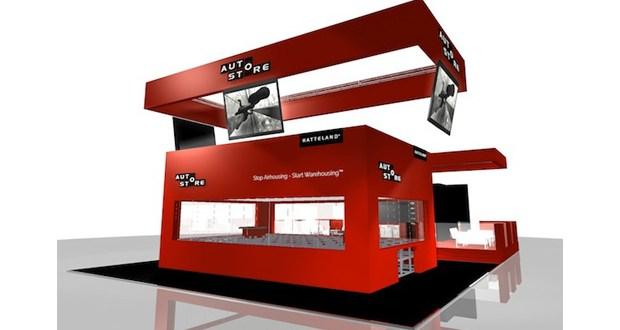 Hatteland unveils largest ever AutoStore® demo at CeMAT 2016