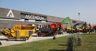Terex Construction appoints first Portuguese distributor