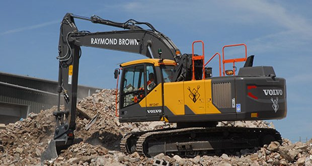 Raymond Brown Group invests in more Volvos