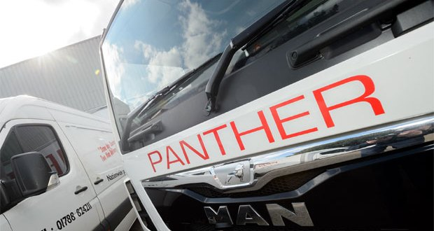 Panther's flexibility and customer focus helps secure new contract