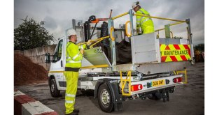 Amey hits the road with first Bevan Specialist Products built vehicles