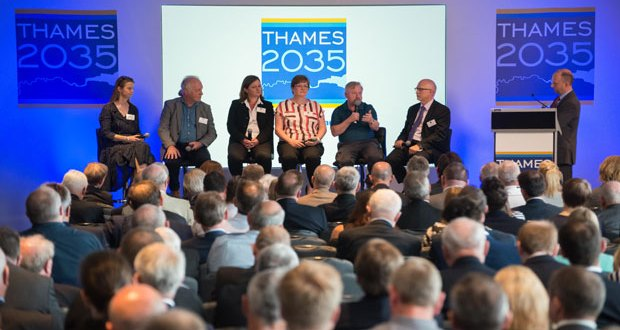 Deputy Mayor of London welcomes the Thames Vision
