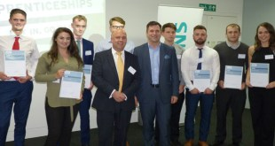Hats off to Siemens graduating apprentices