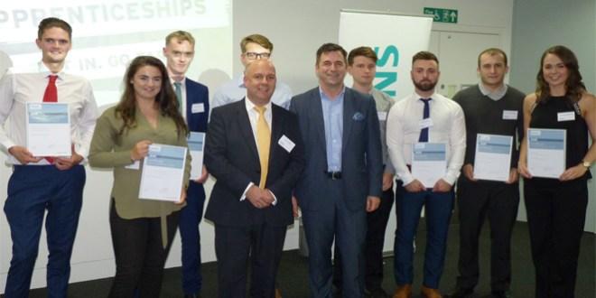 Hats off to Siemens graduating apprentices
