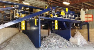 Impact Air Systems glass & fibre recovery solution success in USA