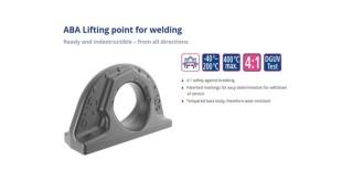 RUD ABA load ring
