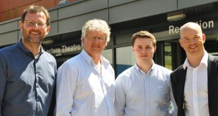 ReFood sustainable visionary graduates with first class honours