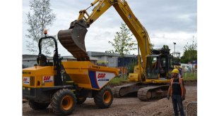 GAP Group takes Delivery of First Terex TA9P Site Dumper