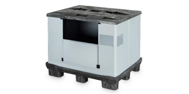 New and exclusive to Goplasticpallets.com - The CabCube 1210