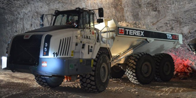 Terex Trucks shows true grit in Ireland