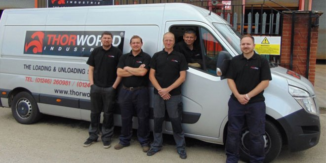 Thorworld Industries engineers first to achieve new NVQ