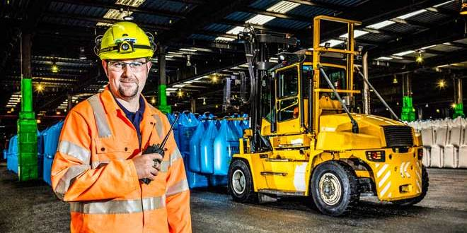 CF Fertilisers picks Continental Tyres for safety and economy