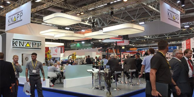 KNAPP, Dürkopp and Fördertechniktop top picks at IMHX 2016