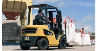 Impact Handling unveils enhanced Cat Lift Trucks product line at IMHX 2016