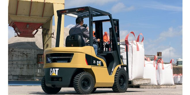 Impact Handling unveils enhanced Cat Lift Trucks product line at IMHX 2016