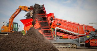 New Terex Finlay 883+ generates pitch perfect product for MD Recycling