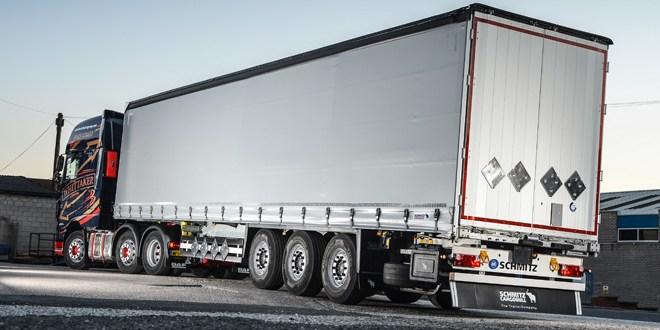 Schmitz Cargobull supplies trailer in two days for H Whittaker