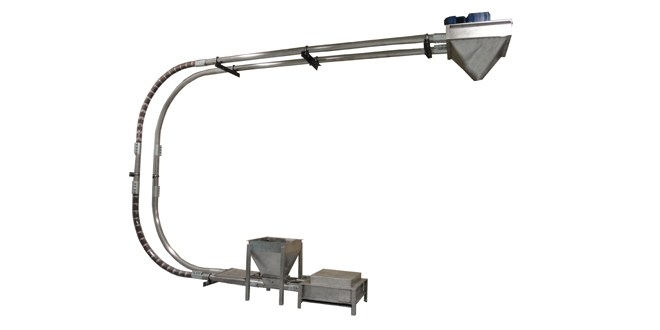 Spiroflow announces heavy duty Chain Drag Conveyor