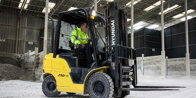 Furlong Mills opts for Hyundai Forklifts with safety being the deciding factor