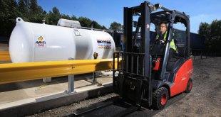LPG supplier AvantiGas uses expertise for bespoke FLT energy plans