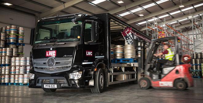 LWC gets the lowdown with Mercedes-Benz Antos - MHW Magazine