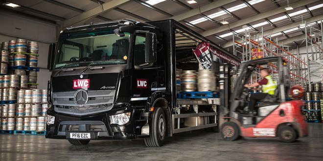 LWC gets the lowdown with Mercedes-Benz Antos